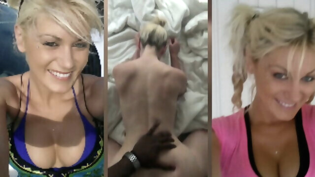 Blonde Whore Exposed - Cuckold Story & Dirty Talk babe amateur